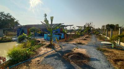 บ้านพร้อมที่ดิน 1450000 สุพรรณบุรี ดอนเจดีย์ สระกระโจม