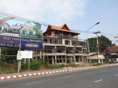 อาคารพาณิชย์ 300 เชียงใหม่ เมืองเชียงใหม่ สุเทพ
