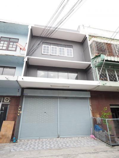 อาคารพาณิชย์ 1990000 นนทบุรี เมืองนนทบุรี ท่าทราย