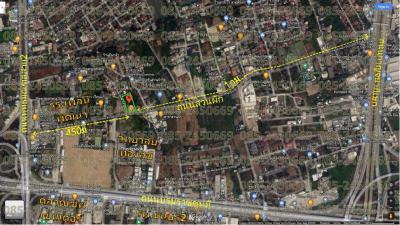 ที่ดิน 60000000 กรุงเทพมหานคร เขตตลิ่งชัน บางระมาด