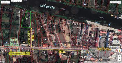 ที่ดิน 45876000 นครปฐม สามพราน ท่าตลาด