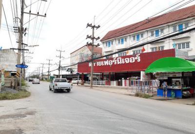 อาคารพาณิชย์ 21000000 ปทุมธานี ลำลูกกา คูคต
