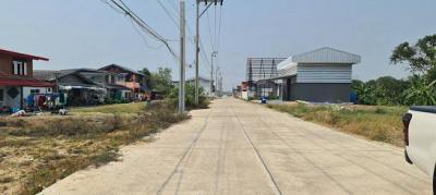 ที่ดิน 3500000 นนทบุรี ไทรน้อย ราษฎร์นิยม