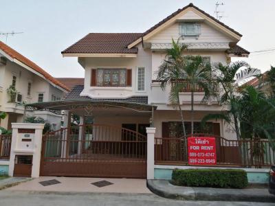 บ้านเดี่ยว 27000 กรุงเทพมหานคร เขตมีนบุรี มีนบุรี