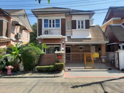บ้านเดี่ยว 3400000 กรุงเทพมหานคร เขตคลองสามวา บางชัน