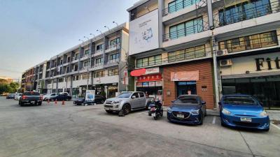 อาคารพาณิชย์ 7500000 นนทบุรี ปากเกร็ด ปากเกร็ด