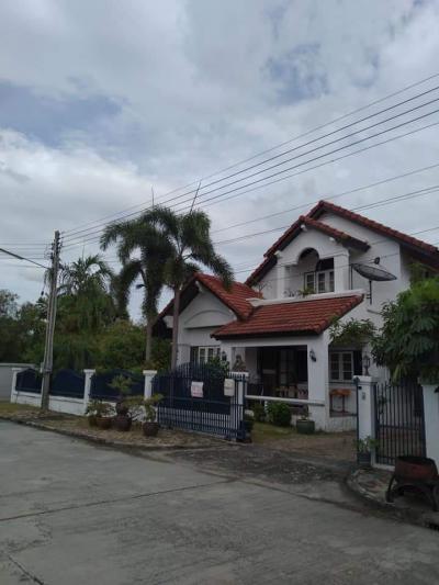 บ้านเดี่ยวสองชั้น 5500000 ชลบุรี เมืองชลบุรี