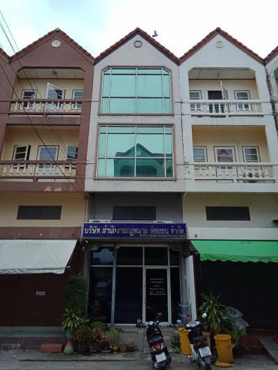 อาคารพาณิชย์ 2750000 นนทบุรี บางใหญ่ เสาธงหิน
