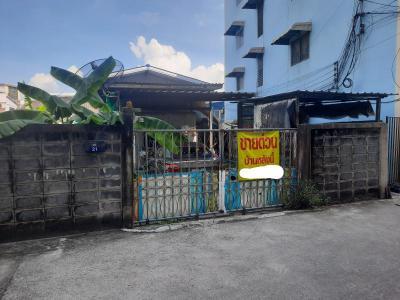 บ้านพร้อมที่ดิน 5000000 นนทบุรี เมืองนนทบุรี ตลาดขวัญ
