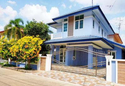 บ้านเดี่ยว 8900000 กรุงเทพมหานคร เขตบางกะปิ คลองจั่น