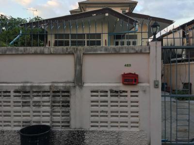 บ้านเดี่ยว 15000 กรุงเทพมหานคร เขตบางพลัด บางอ้อ