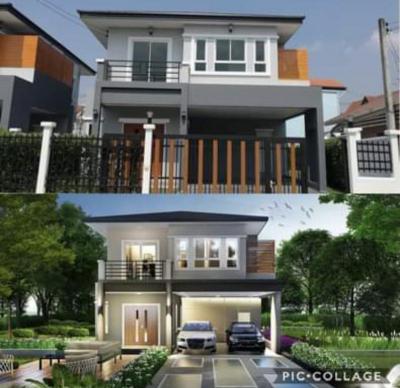 บ้านแฝด 4800000 กรุงเทพมหานคร เขตดอนเมือง สีกัน