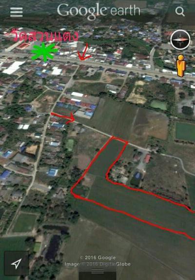 ที่ดิน 9800000 สุพรรณบุรี เมืองสุพรรณบุรี สวนแตง