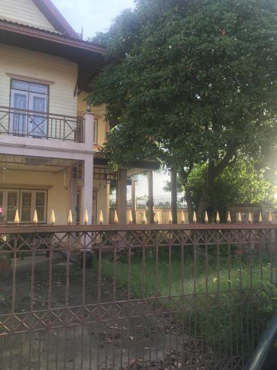 บ้านแฝดสองชั้น 2600000 นนทบุรี บางบัวทอง บางบัวทอง